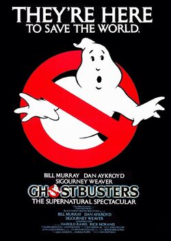 Ghostbusters - 1984 Theatrical Teaser Poster