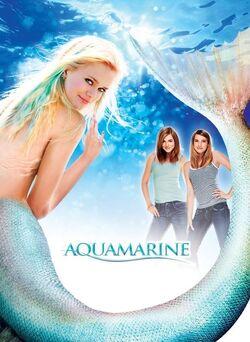 20th Century Fox's Aquamarine - iTunes Movie Poster
