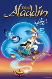 Disney's Aladdin - Signature Collection Poster