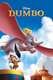Disney's Dumbo - iTunes Movie Poster