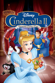 Disney's Cinderella II Dreams Come True - iTunes Movie Poster