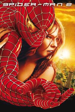 Spider-Man 2 - iTunes Movie Poster