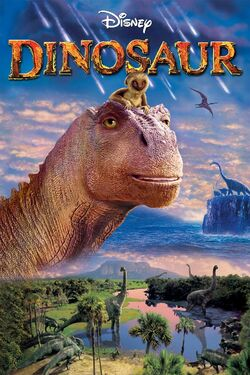 Disney's Dinosaur - iTunes Movie Poster