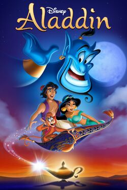 Disney's Aladdin - Diamond Edition Poster