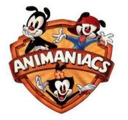 Warner Bros. - Animaniacs - TV Series Logo