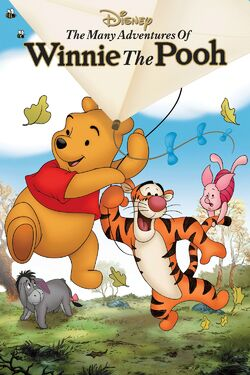 Disney's The Many Adventures of Winnie the Pooh - iTunes Movie Poster