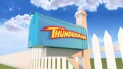 The Thundermans logo