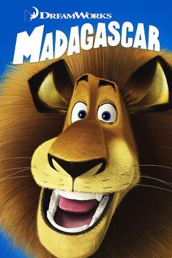 DreamWorks' Madagascar - iTunes Movie Poster