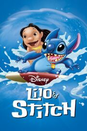Disney's Lilo and Stitch - iTunes Movie Poster
