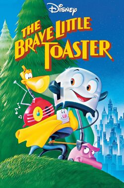 Disney's The Brave Little Toaster - iTunes Movie Poster