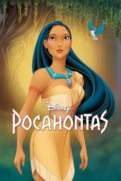 Disney's Pocahontas - Re-release Poster