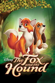Disney's The Fox and the Hound - Re-release Poster