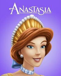 20th Century Fox and Don Bluth's Anastasia - iTunes Movie Poster