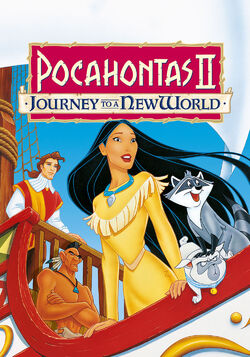 Disney's Pocahontas II - Journey to a New World - iTunes Movie Poster