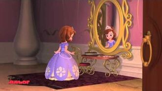 Sofia The First I'm Not Ready To Be A Princess - Song Disney Junior UK