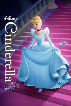 Disney's Cinderella - Signature Collection Poster