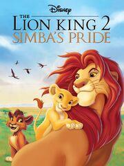 The Lion King II Simba's Pride (2017)