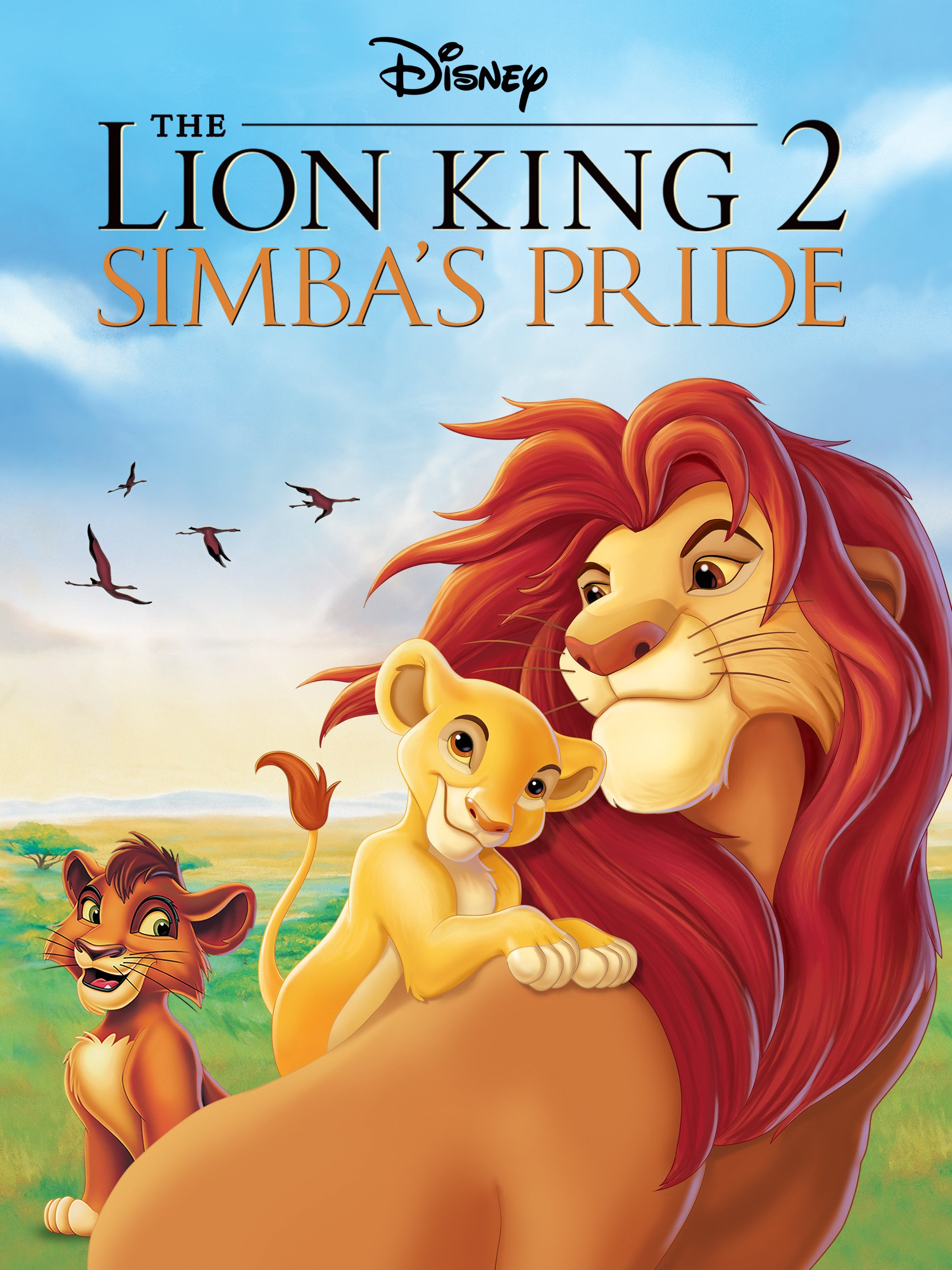 The lion king ii simbas pride
