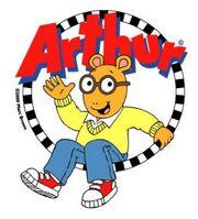 PBS Kids' Arthur - Animated TV Series Logo