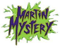 Martin Mystery - TV Series Logo