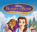 Beauty and the Beast: Belle's Magic World