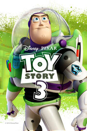 Disney and Pixar's Toy Story 3 - iTunes Movie Poster