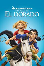 DreamWorks' The Road to El Dorado - iTunes Movie Poster