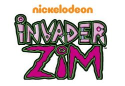 Nickelodeon - Invader Zim - TV Series Logo