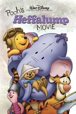 Disney's Pooh's Heffalump Movie - iTunes Movie Poster