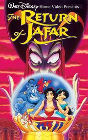 Disney's The Return of Jafar - Poster
