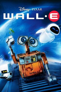 Disney and Pixar's Wall-E - iTunes Movie Poster