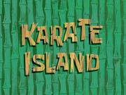 KarateIslandtitlecard