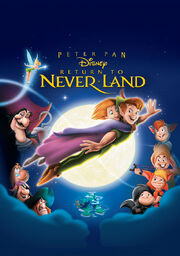 Disney's Return to Never Land - iTunes Movie Poster