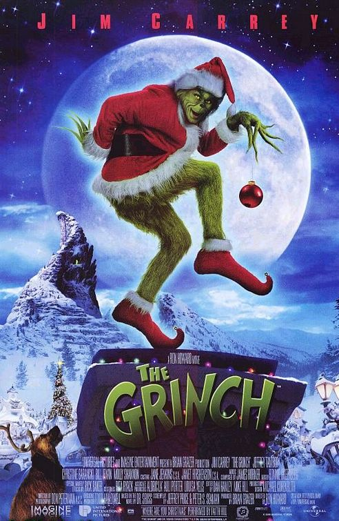 htgsc poster - Dr Seuss How The Grinch Stole Christmas