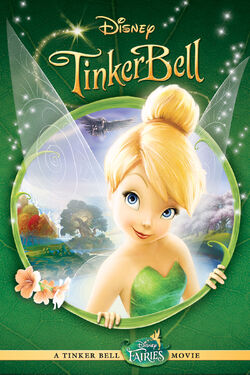 Disney's Tinker Bell - iTunes Movie Poster