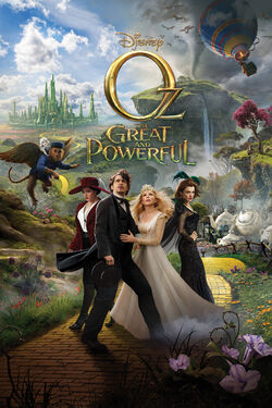 Disney's Oz - The Great and Powerful - iTunes Movie Poster