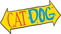 Nickelodeon's CatDog - TV Series Logo