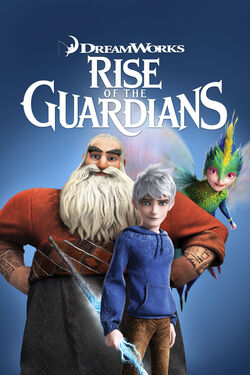 DreamWorks' Rise of the Guardians - iTunes Movie Poster