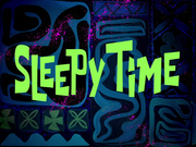 SleepyTimetitlecard