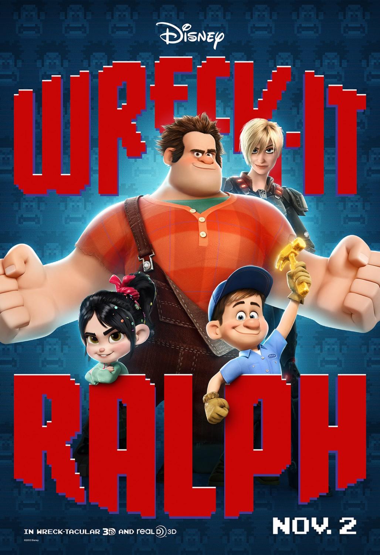 Taffeta Wreck-It Ralph