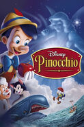Disney's Pinocchio - iTunes Cover Poster