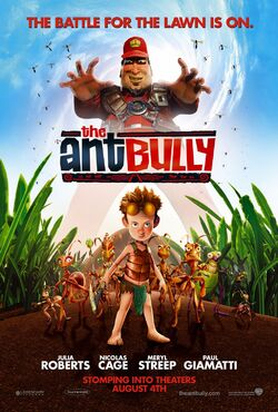 Warner Bros. - The Ant Bully - Theatrical Movie Poster