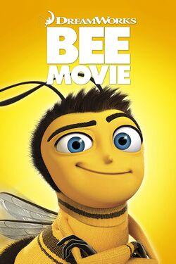 DreamWorks' Bee Movie - iTunes Movie Poster