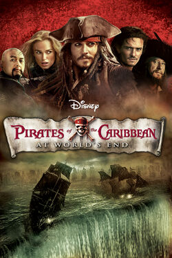 Disney's Pirates of the Caribbean - At World's End - iTunes Movie Poster