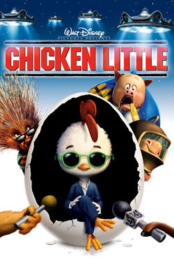 Disney's Chicken Little - 2005 iTunes Movie Poster