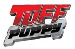 Nickelodeon's T.U.F.F. Puppy - TV Series Logo