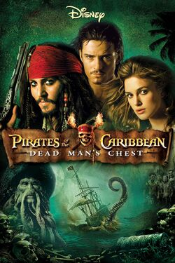 Disney's Pirates of the Caribbean - Dead Man's Chest - iTunes Movie Poster