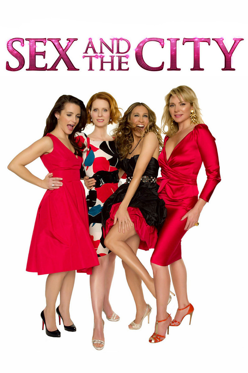 Sex and the city the movie video