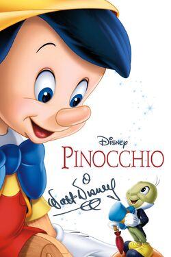 Pinocchio Walt Disney Signature Collection Poster