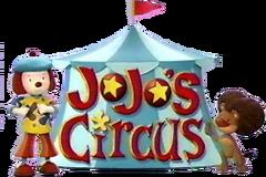 Jojo's Circus logo